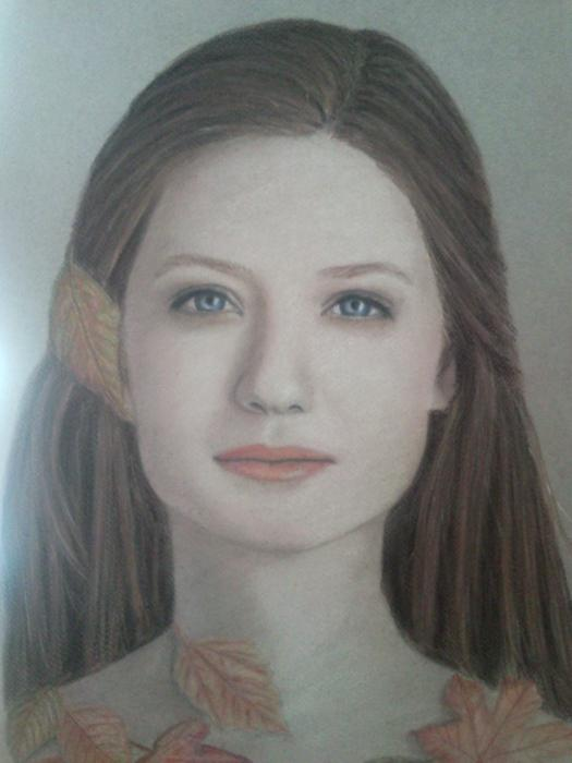 Bonnie Wright by ginxy